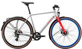 Акция на Велосипед Orbea Carpe 25 2020 L White-Red (K40556QP) от Rozetka