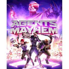 Акция на Игра Agents of Mayhem для ПК (Ключ активации Steam) от Allo UA