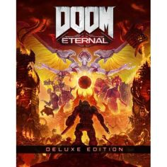 Акция на Игра DOOM Eternal – Deluxe Edition для ПК (Ключ активации Steam) от Allo UA