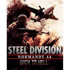Акция на Игра Steel Division: Normandy 44 – Back to Hell для ПК (Ключ активации Steam) от Allo UA