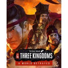 Акция на Игра Total War: Three Kingdoms – A World Betrayed для ПК (Ключ активации Steam) от Allo UA