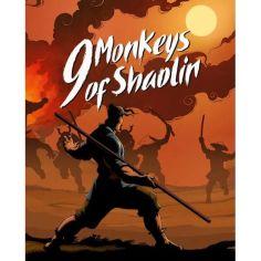 Акция на Игра 9 Monkeys of Shaolin для ПК (Ключ активации Steam) от Allo UA