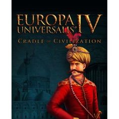 Акция на Игра Europa Universalis IV: Cradle of Civilization – Expansion для ПК (Ключ активации Steam) от Allo UA