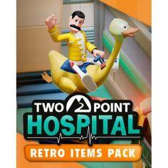 Акция на Игра Two Point Hospital – Retro Items Pack для ПК (Ключ активации Steam) от Allo UA