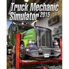 Акция на Игра Truck Mechanic Simulator 2015 для ПК (Ключ активации Steam) от Allo UA