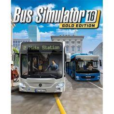 Акция на Игра Bus Simulator 16 Gold Edition для ПК (Ключ активации Steam) от Allo UA