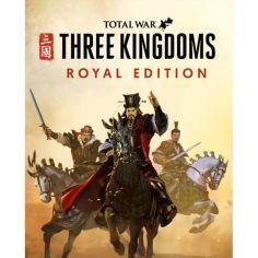 Акция на Игра Total War: Three Kingdoms. Royal Edition для ПК (Ключ активации Steam) от Allo UA