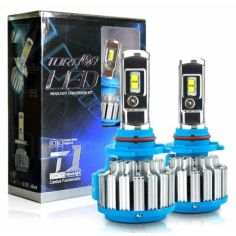Акция на Автолампа LED T1 H7 ближний свет, мощный свет на авто от Allo UA