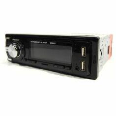 Акция на Автомагнитола Pioneer 1DIN MP3 1781BT 1USB 2USB-зарядка TF card bluetooth от Allo UA