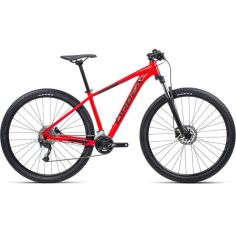 Акция на Велосипед Orbea MX40 27 M 2021 Bright Red (Gloss) / Black (Matte) (L20117NT) от Allo UA