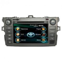 """Акция на Автомагнитола штатная Sound Box для Toyota Corolla 2008-2013 магнитола Экран 9 """"Android 10.1 от Allo UA"""