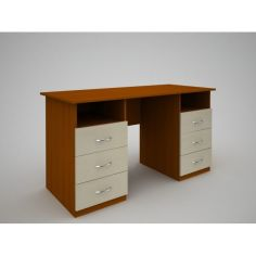 Акция на Офисный стол FlashNika С-22 140 от Allo UA