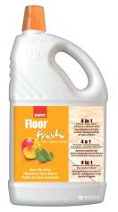 Акция на Средство ароматизированное для мытья пола 4 в 1 Sano Fresh Персик 2 л (7290003015627) от Rozetka