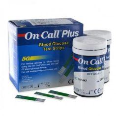 Акция на Тест-полоски On-Call Plus (Он-Колл), 50 шт. от Medmagazin