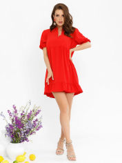 Акция на Платье ISSA PLUS 12773 M Красное (issa2003269704526) от Rozetka