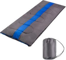 Акция на Спальный мешок Champion Серый CHM00462-2 от Rozetka