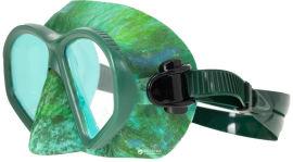 Акция на Маска Marlin Matte 2.0 Camo Зеленый камуфляж (013434) от Rozetka