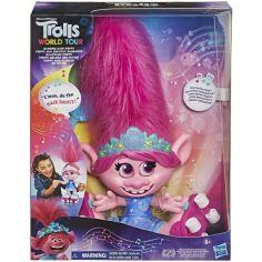 Акция на Интерактивная кукла Розочка на роликах /Trolls World Tour от Allo UA
