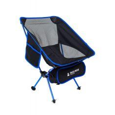 Акция на Кресло складное туристическое  Eagle Rock ультра легкое черно-синее KR10017 от Allo UA