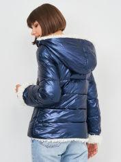 Акция на Куртка Koton 9KAL06079UW-740 36 Indigo (8681855970056) от Rozetka