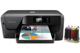 Акция на Принтер HP OfficeJet Pro 8210 с СНПЧ от Lucky Print UA