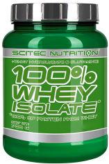 Акция на Протеин Scitec Nutrition 100% Whey Isolate 700 г Choco-Hazelnut (5999100007567) от Rozetka
