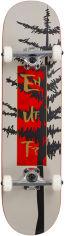 Акция на Скейтборд Enuff Evergreen Tree Warm Grey-red (ENU3040-WR) от Rozetka