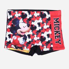 Акция на Плавки Disney Mickey DIS MFB 52 44 8486 116-128 см Красные (5904009038444) от Rozetka