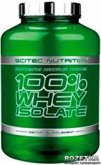 Акция на Протеин Scitec Nutrition 100% Whey Isolate 700 г Chocolate (5999100007574) от Rozetka