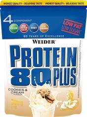 Акция на Протеин Weider Protein 80+ 500 г Cookies & Cream (4044782302156) от Rozetka
