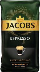 Акция на Кофе в зернах Jacobs Espresso 1000 г (8711000539187) от Rozetka