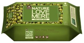 Акция на Детские влажные салфетки Nature Love Mere Primy (8809402090419) от Stylus