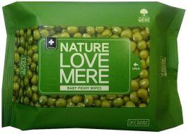 Акция на Детские влажные салфетки Nature Love Mere Primy Mini (8809402090426) от Stylus