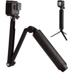 Акция на Складной монопод тренога для экшн камеры плавающий поплавок GoPro 7 6 5 4 Xiaomi Yi 4K (6565750) от Allo UA