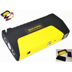 Акция на Пусковое зарядное устройство повербанк для аккумулятора на 50800 mAh для ноутбука авто телефона (4352083) от Allo UA