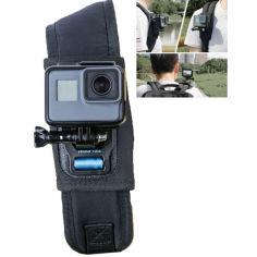 Акция на Крепление повязка держатель для экшн-камеры на лямку рюкзака (7454567) от Allo UA