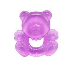 Акция на Прорезыватель с водой Baby Team, фиолетовый от Auchan
