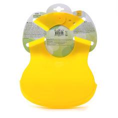 Акция на Слюнявчик детский Baby Team, желтый от Auchan