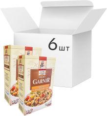 Акция на Упаковка булгура Lugo Venko по-вегетариански с киноа 216 г х 6 шт (6060140000626) от Rozetka