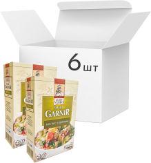 Акция на Упаковка кускуса Lugo Venko с овощами 166 г х 6 шт (3149640000640) от Rozetka