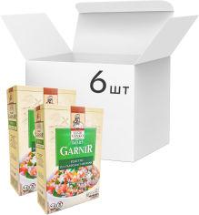 Акция на Упаковка ризотто Lugo Venko по-итальянски с овощами 163 г х 6 шт (8893130000671) от Rozetka