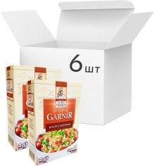 Акция на Упаковка булгура Lugo Venko с овощами 216 г х 6 шт (2692130000602) от Rozetka