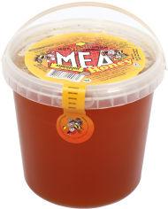 Акция на Мед натуральный Мед Поділля Липовый 1.5 кг (4820066140061) от Rozetka