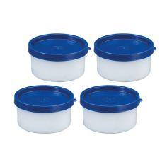 Акция на Набор емкостей пластиковых 4х0,1л Westmark W25742270 от Podushka
