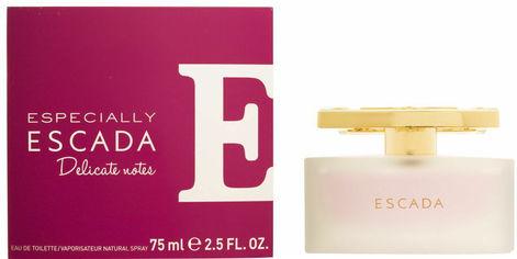 Акция на Туалетная вода для женщин Escada Especially Delicate Notes 75 мл (0737052565095) от Rozetka
