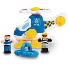 Акция на Полицейский вертолет Оскар Wow Toys 10642 от Podushka