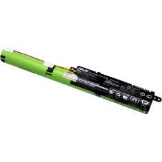 Акция на Батарея к ноутбуку Asus as-x540 10.8V 2600mAh/28Wh Black от Allo UA