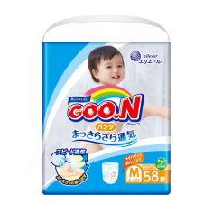 Акция на Подгузники-трусики Goo.N для детей 6-12 кг, (размер М, унисекс, 58 шт) (4902011850642) (843095) от Allo UA