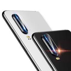 Акция на Бронированная гидрогелевая пленка Hydrogel Film на заднюю камеру для Huawei P30 (3 шт.) Transparent от Allo UA