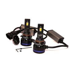 Акция на LED лампы HB4 45W 12-24V 6000K 9000Lm С ОБМАНКАМИ. Светодиодные лэд лампы T19 (Корея диоды Latiz) от Allo UA